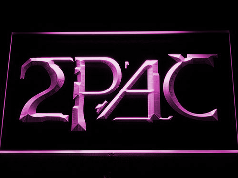 2Pac LED Neon Sign