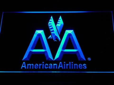 American Airlines LED Neon Sign