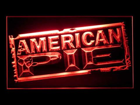 American Pie LED Neon Sign