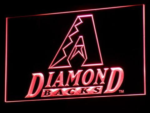 Arizona Diamondbacks LED Neon Sign