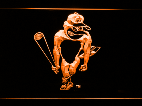 Baltimore Orioles 1967 LED Neon Sign