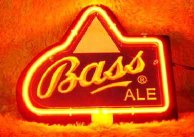 Bass Ale Neon Sign