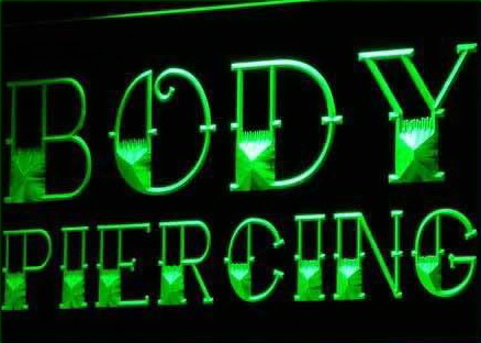 Body Piercing Tattoo Shop