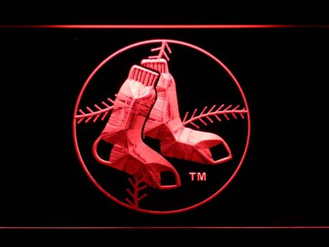Boston Red Sox 1970-1975 LED Neon Sign