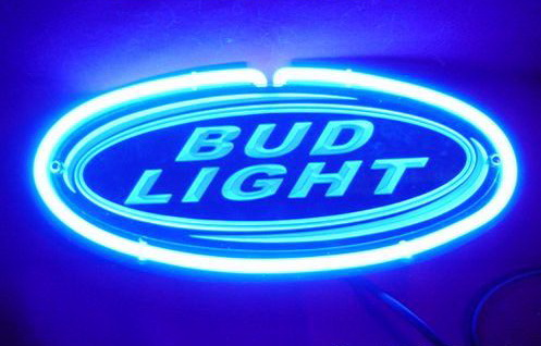 Bud Light Neon Light Sign