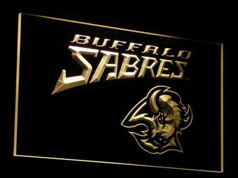 Buffalo Sabres LED Neon Sign