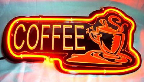 COFFEE STORE Neon Sign