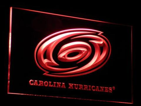 Carolina Hurricanes LED Neon Sign