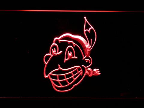 Cleveland Indians 1947-1950 LED Neon Sign