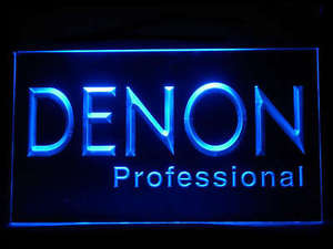 Denon Professional LED Sign