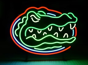 Florida Gators Classic Neon Light Sign 17 x 14