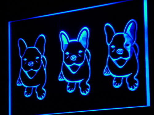 French Bulldog PUPPIES Puppy Dog Light Sign