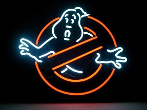 Ghost Busters Movie Bar Classic Neon Light Sign 17 x 14