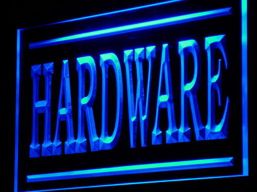 Hardware Display Supplier Decor neon Light Sign