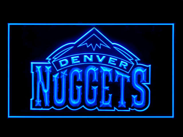 Denver Nuggets Display Shop Neon Light Sign