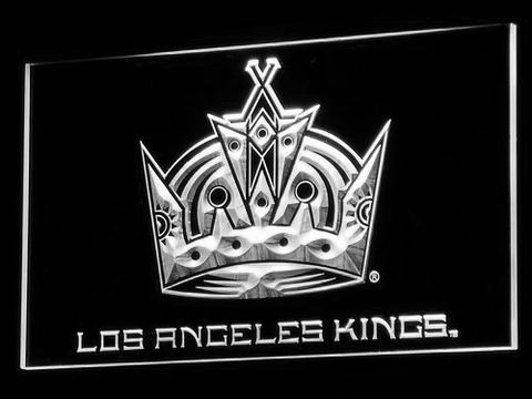 Los Angeles Kings LED Neon Sign