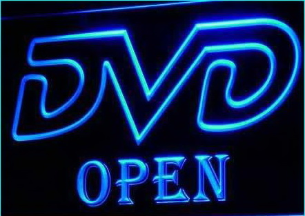 OPEN DVD Disc Shop