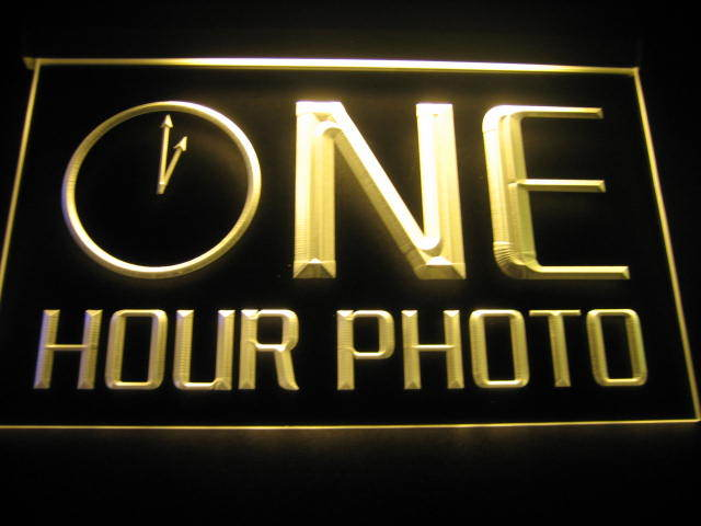 One Hour Photo Logo