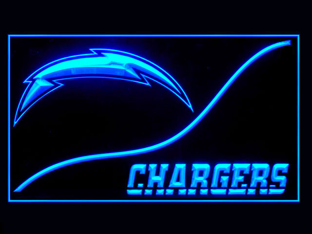 San Diego Chargers Cool Display Shop Neon Light Sign