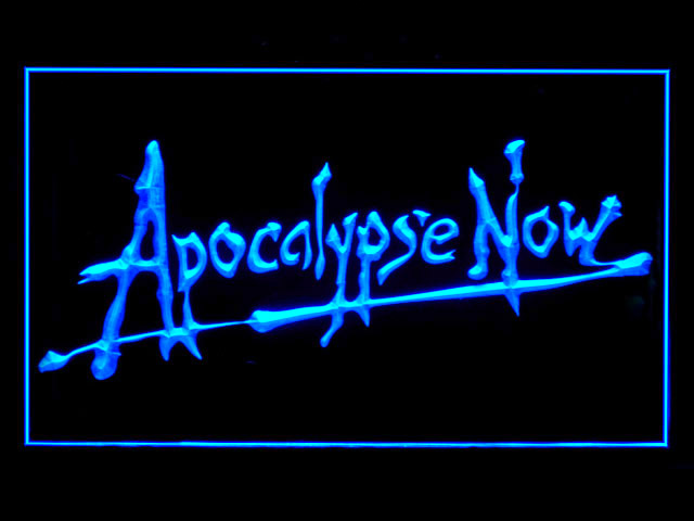 Apocalypse Now Neon Light Sign