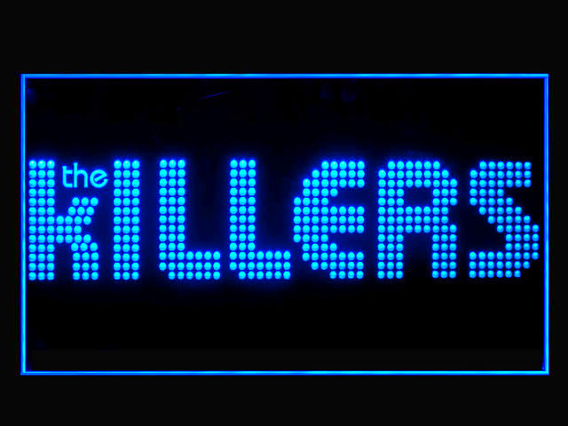 The Killers Neon Light Sign