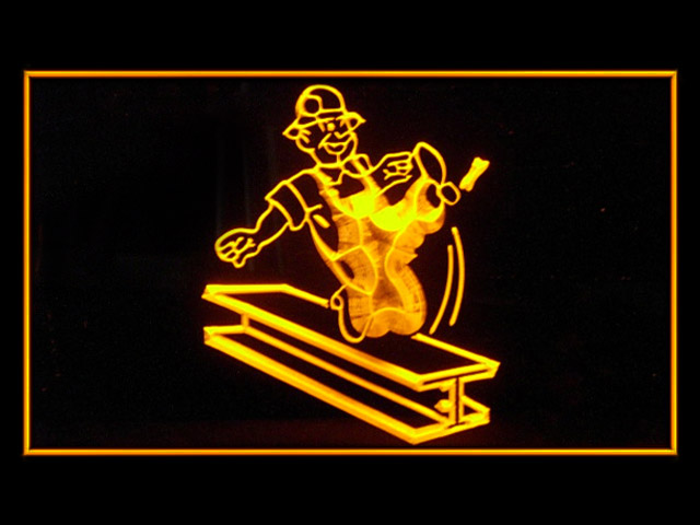 Pittsburgh Steelers 1960-1968 Display Shop Neon Light Sign