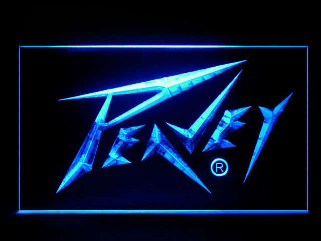 Peavey LED Light Sign