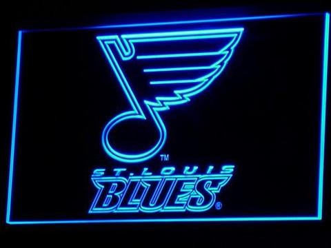 St. Louis Blues LED Neon Sign