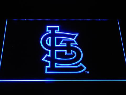 St. Louis Cardinals STL LED Neon Sign