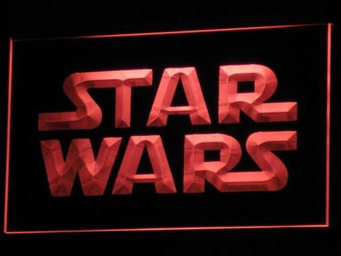 Star Wars Bar LED Neon Sign