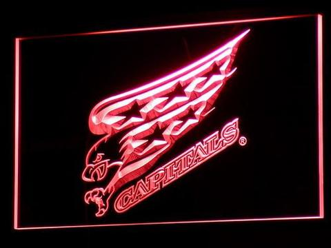 Washington Capitals LED Neon Sign