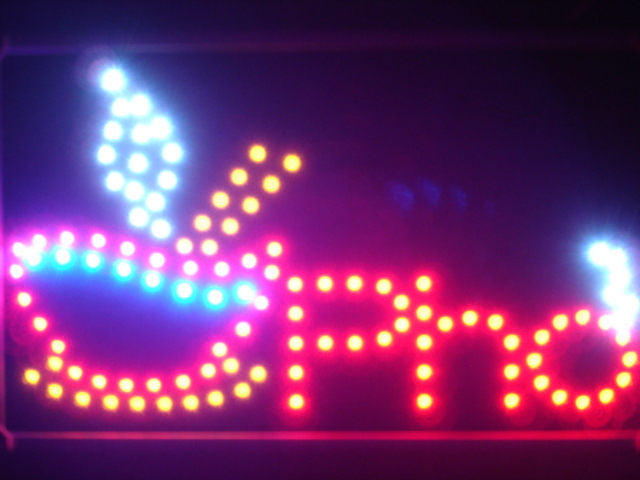 Pho Noodle Led Neon Sign WhiteBoard