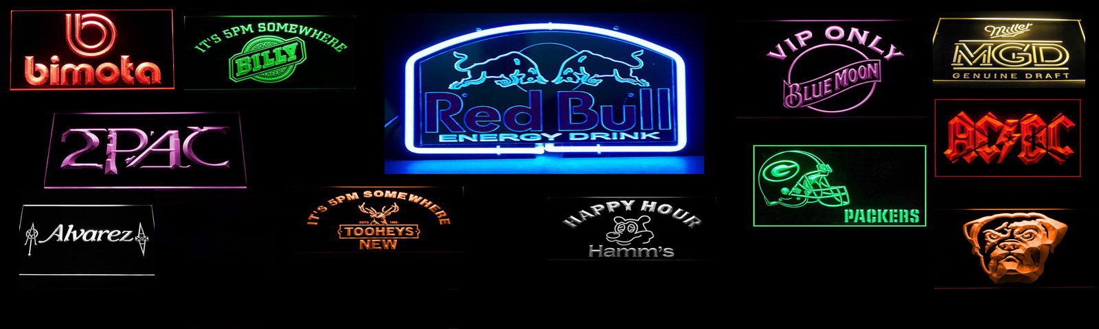 Ultra Bright LED & Neon Signs