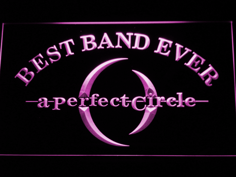 A Perfect Circle Best Band Ever LED Neon Sign