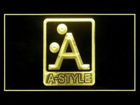 A-Style LED Neon Sign