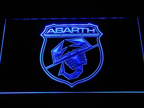 Abarth LED Neon Sign