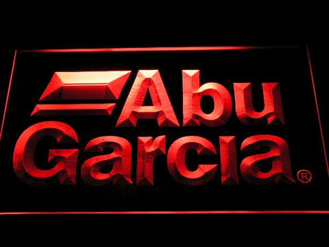 Abu Garcia Fishing LED Neon Sign