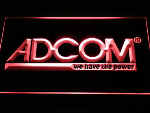Adcom LED Neon Sign
