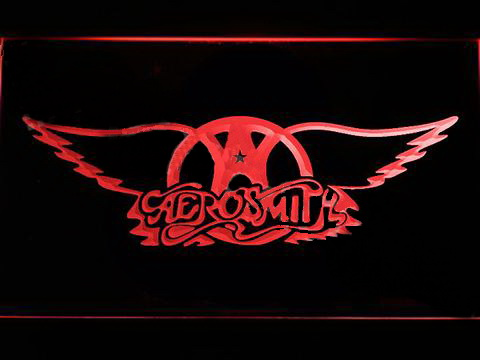 Aerosmith LED Neon Sign
