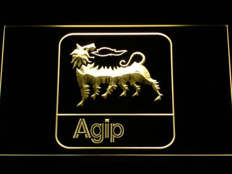 Agip LED Neon Sign