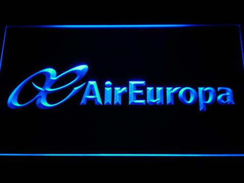Air Europa LED Neon Sign