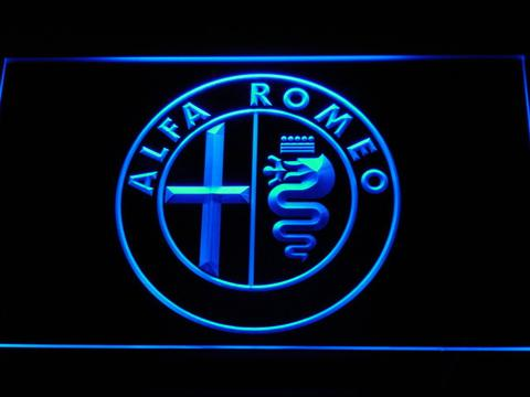 Alfa Romeo LED Neon Sign