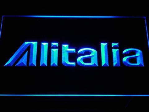 Alitalia LED Neon Sign