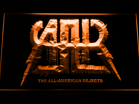 All-American Rejects LED Neon Sign