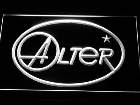 Alter LED Neon Sign