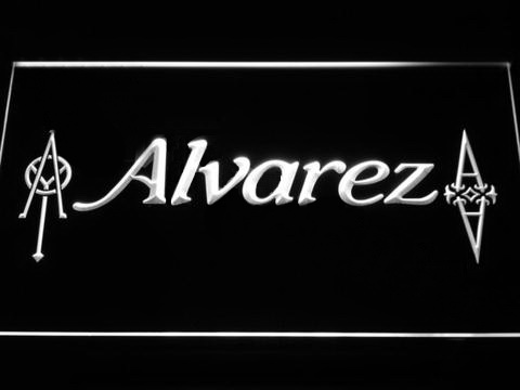 Alvarez Guitars LED Neon Sign