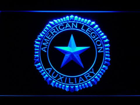 American Legion Auxiliary LED Neon Sign