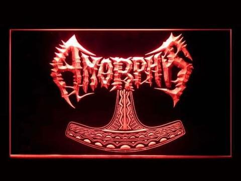 Amorphis LED Neon Sign