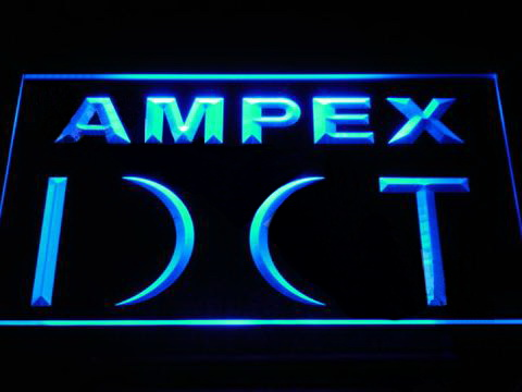 Ampex LED Neon Sign