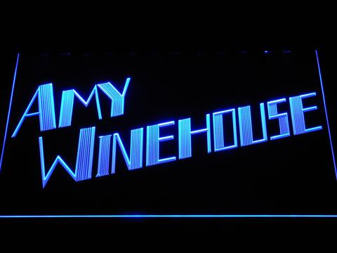 Amy Winehouse LED Neon Sign